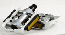 Pedal-9/16-Felnott-pedal-feher-alu