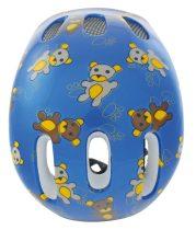Gyermek sisak Teddy - 48-52cm - kék színben