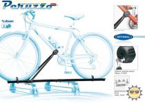 Kerékpárszállító - Peruzzo Lucky - Two acél tetőre