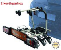 Kerékpárszállító - PERUZZO PARMA2 LOCK vonóhorogra