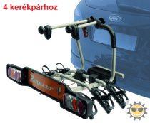 Kerékpárszállító - PERUZZO PARMA4 LOCK vonóhorogra