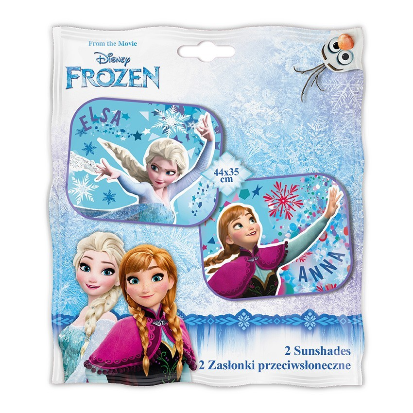 5158124d87 Disney árnyékoló autóba - Jégvarázs - Frozen - Gyerek futóbicikli ...