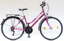 Csepel ATB Boss női kerékpár - 18SP - Fehér