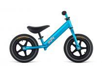 Gyermek futóbicikli BeFly LITTLE HERO blue - Fújható kerékkel - ALU vázzal