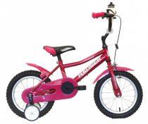 "Hauser Puma gyerek bicikli - 14"" - Lány"