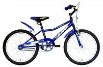 """Hauser Puma BMX 20"""" - Kisfiú kerékpár - Kék színben"""