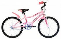 """Hauser Puma BMX 20"""" - Kislány kerékpár - Rózsaszín színben"""