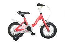 """Koliken Eper 12"""" gyerek bicikli - Lány - Eper szín"""