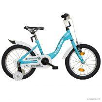 "Koliken Verda 16"" kisfiú bicikli - Kék színű"