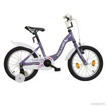 """Koliken Leila 16"""" kislány bicikli - Lila színben"""