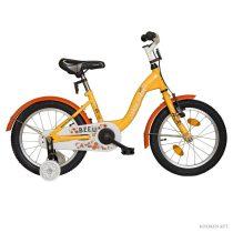 """Koliken Bee 16"""" kislány bicikli - Sárga színben"""