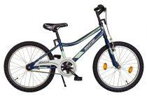 """Koliken Biketek Smile - 20"""" kerékpár - kék-menta"""