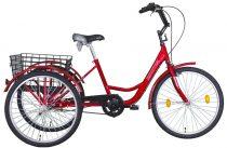 """Koliken Gommer Camping kerékpár - 24"""" - háromkerekű camping kerékpár - 1 sebességes kivitel"""