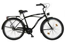 Koliken Cruiser Férfi N3 Kerékpár - Fekete színben - 3 sebességes