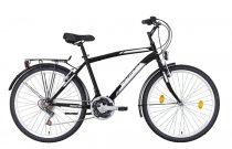 Koliken Biketek Oryx ATB férfi kerékpár - Fekete színben - 18 sebességes