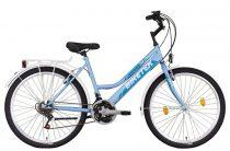 """Koliken Biketek Oryx ATB  26"""" női MTB Kerékpár - Kék színű - 18 sebességes"""