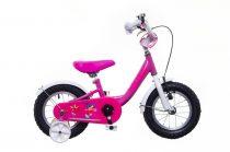 Neuzer-BMX-12-lány pink/feher