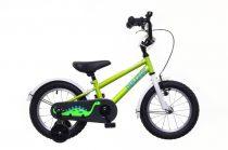 Neuzer BMX  Gyermek Kerékpár 14 coll - Fiú -  zöld/fehér-kék