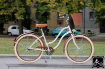 Noi-Cruiser-Kerekpar-Krem-Varosi-Bicikli