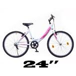 "24"" - Gyerek Bicikli - (135-145cm)"