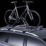 Kerékpárszállító tetőre