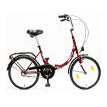 Férfi Összecsukható / Camping kerékpárok