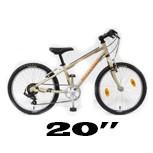 """20"""" - Gyerek Bicikli - (120-135cm) - (7-9 éves)"""