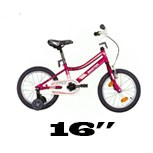 "16"" - Gyerek Bicikli - (110-120cm)"