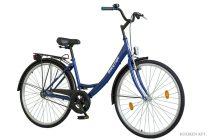 """Koliken Jázmin Biketek Női Kontrás Kerékpár 28"""" - Kék színben - 1 sebességes"""